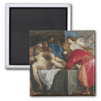 The Entombment of Christ, 1559 Magnet