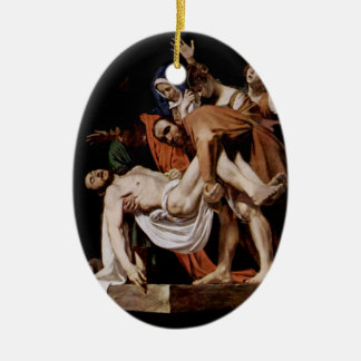 The Entombment of Christ Ornament
