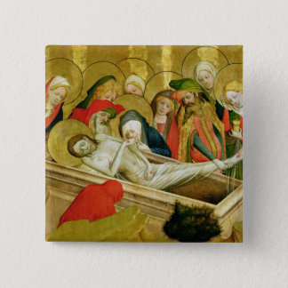 The Entombment, panel from the St. Thomas Button