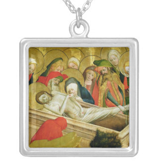 The Entombment, panel from the St. Thomas Necklaces