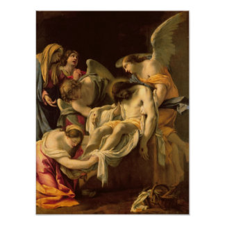 The Entombment Poster