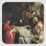 The Entombment Stickers