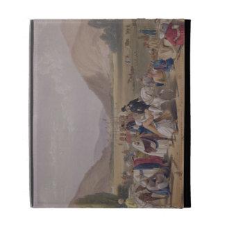 The Entrance into Caubul from Killa-Kazee, from 'S iPad Folio Covers