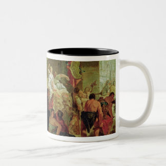 The Entrance of Alexander the Great Mugs