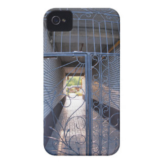 The entrance to the apartment building iPhone 4 Case-Mate case