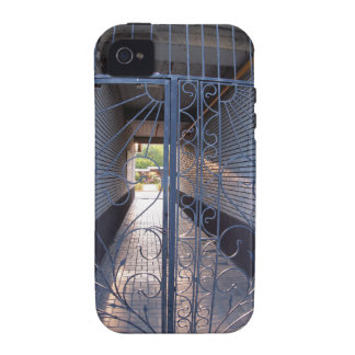 The entrance to the apartment building vibe iPhone 4 covers