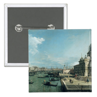 The Entrance to the Grand Canal Pinback Button
