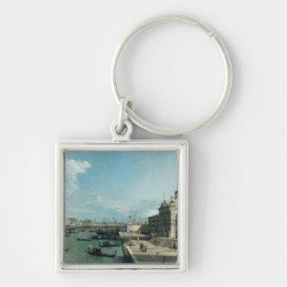 The Entrance to the Grand Canal Keychain