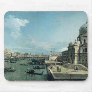 The Entrance to the Grand Canal Mouse Pad