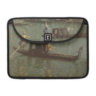 The Entrance to the Grand Canal Sleeve For MacBook Pro
