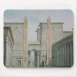 The Entrance to the Temple, Act I scene iii Mouse Pad