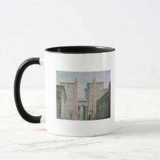 The Entrance to the Temple, Act I scene iii Mug