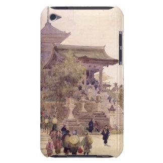 The Entrance to the Temple of Kiyomizu-Dera, Kyoto iPod Case-Mate Case