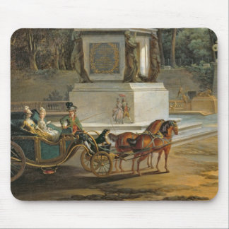 The Entrance to the Tuileries Mouse Pad