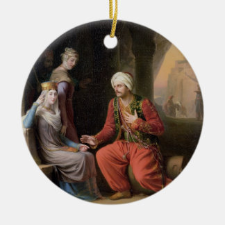 The Entreaty, 1822 (oil on canvas) Ornament