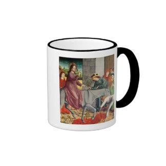 The Entry of Christ into Jerusalem Ringer Mug
