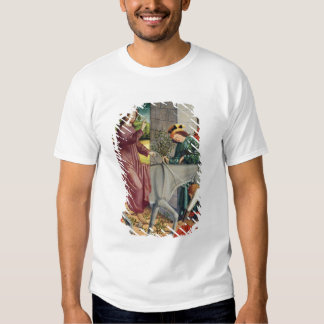 The Entry of Christ into Jerusalem Tee Shirt