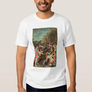 The Entry of Christ into Jerusalem Tshirts