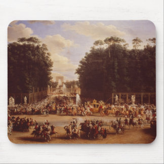 The Entry of Napoleon and Marie-Louise Mouse Pad