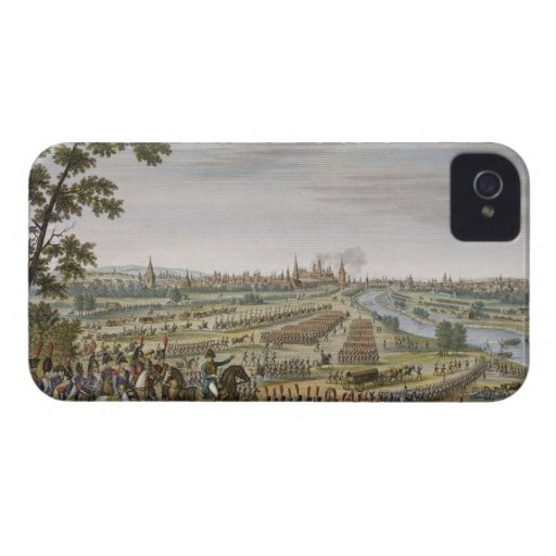 The Entry of the French into Moscow, 14 September Blackberry Bold Covers