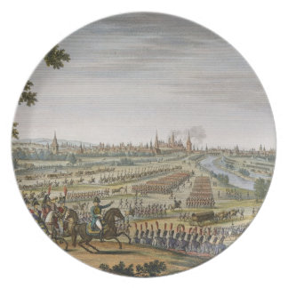 The Entry of the French into Moscow, 14 September Dinner Plate