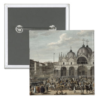 The entry of the French into Venice and the theft Button