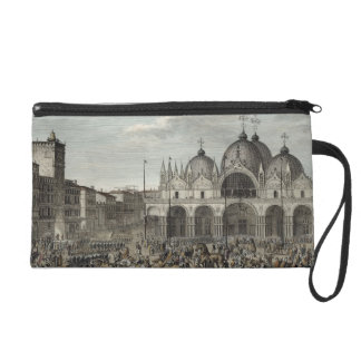 The entry of the French into Venice and the theft Wristlet Purse