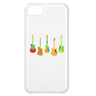 THE EPIC GUITARS COVER FOR iPhone 5C