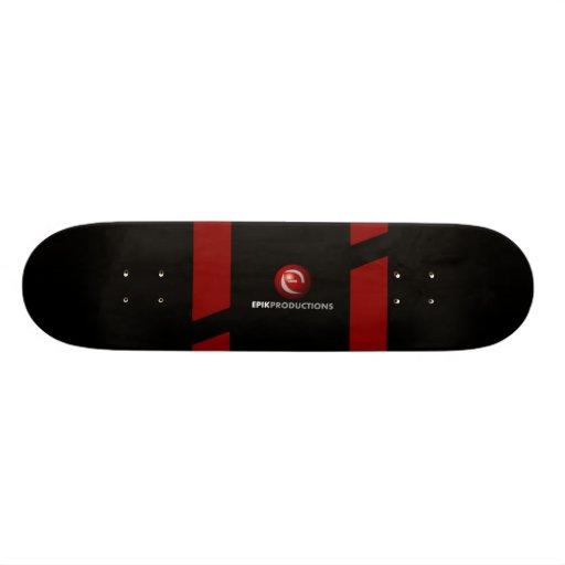 The Epik Skateboard