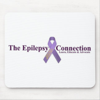 The Epilepsy Connection Mouse Pad