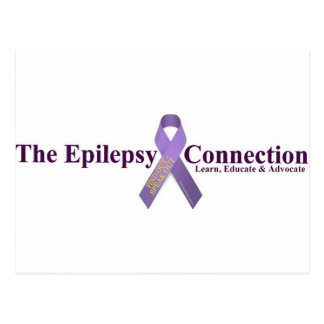 The Epilepsy Connection Postcard
