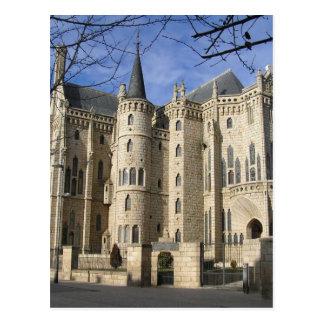 The Episcopal Palace of Astorga Postcards