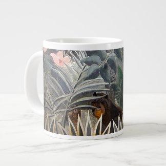 The Equatorial Jungle 20 Oz Large Ceramic Coffee Mug
