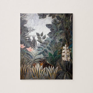 The Equatorial Jungle Jigsaw Puzzle