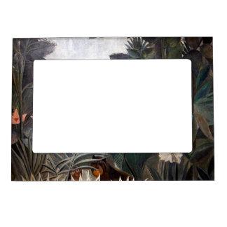 The Equatorial Jungle Magnetic Photo Frame
