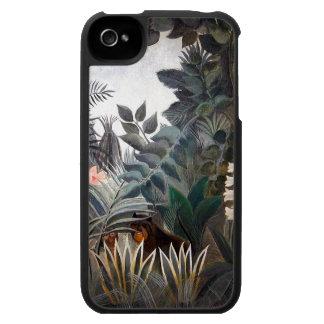 The Equatorial Jungle iPhone 4 Case