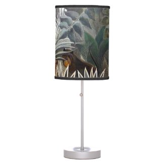 The Equatorial Jungle Table Lamp