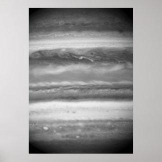 The Equatorial Regions of Jupiter Poster