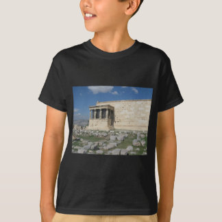 The Erecthion is part of ancient Greek Acropolis T-Shirt