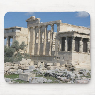 The Erecthion - most sacred site in ancient Greece Mouse Pad