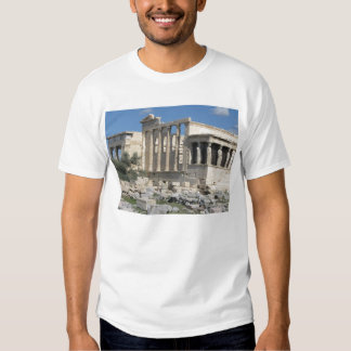 The Erecthion - most sacred site in ancient Greece T Shirts