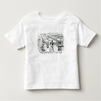 The Erection of the Tabernacle Toddler T-shirt