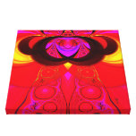 The Eremite Variation 1  Wrapped Canvas Canvas Prints