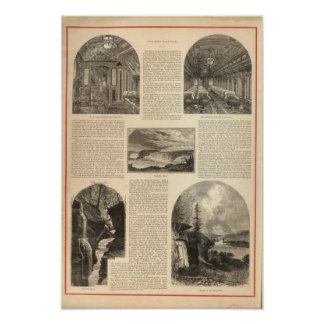 The Erie Railway Print