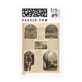 The Erie Railway Stamps