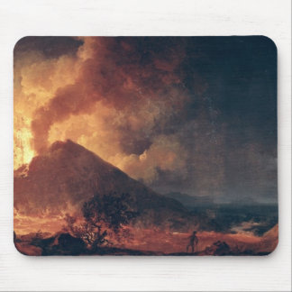 The Eruption of Mount Vesuvius in 1771 Mouse Pad