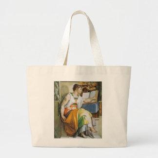the Erythrean Sibyl Large Tote Bag