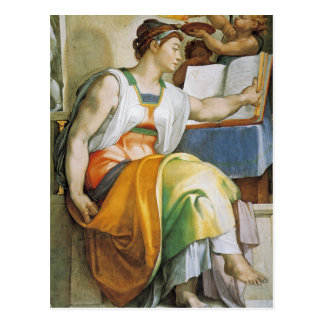 the Erythrean Sibyl Postcard