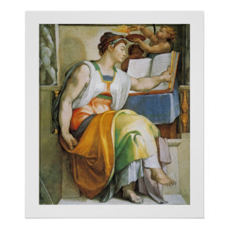 the Erythrean Sibyl Poster