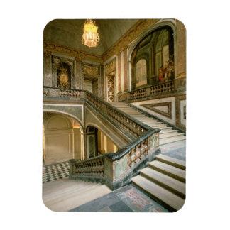 The Escalier de la Reine (Queen's Staircase) 1680 Magnet